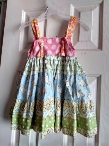 Matilda Jane pre-owned girls dress size 12m