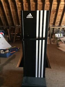 Retro Adidas Display