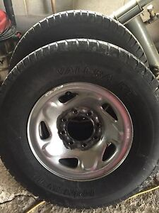 "Dodge Ram 2500 3500  16"" Rims/ Tires"