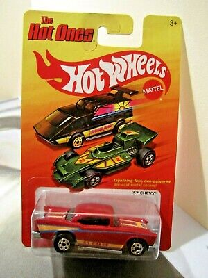 Hot Wheels The Hot Ones '57 Chevy
