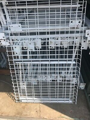 Pallet Rack Wire Mesh Decks 24 X 46