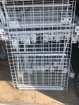 Pallet Rack Wire Mesh Decks 24 X 46
