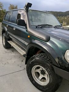 1996 Toyota landcruiser 80 series 1hz