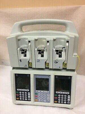 Hospira Plum A3 Infusion Pump Used