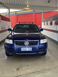 2003 Volkswagen Touareg V6 Auto 4wd
