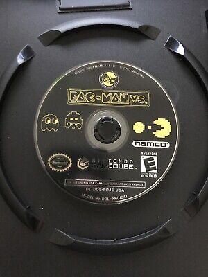 Pac-Man vs. (Nintendo GameCube, 2003) Game Disc Only