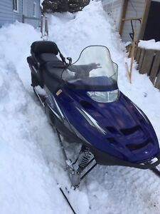 2009 Polaris Trail Touring