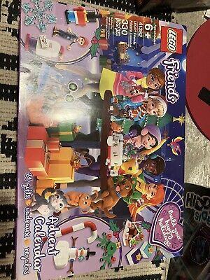 LEGO Friends: Advent Calendar (41382) Box Have Some Damage