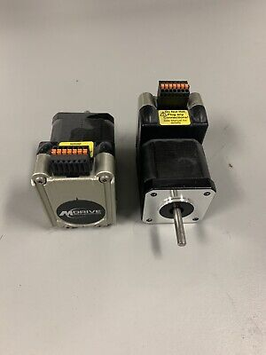 Lot Of 2 - Schneider Electric Mdi1 Mdrive Plus 17 Programmable Motion Control