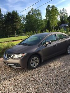 Honda Civic automatique 2013