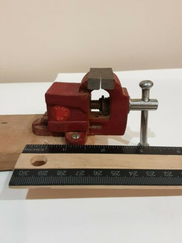 MINIATURE MINI JEWELERS VISE LEATHER CRAFTERS