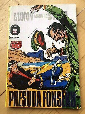 Zagor, Mister No, Tex Willer, Stripovi online kaufen
