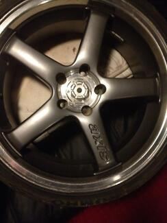 Kumo tyres and rims 19 Inch. Make me an offer Eltham Nillumbik Area Preview