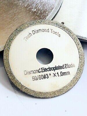 Tile Glass Ceramic Electroplated Diamond Saw Blade 3 Inch