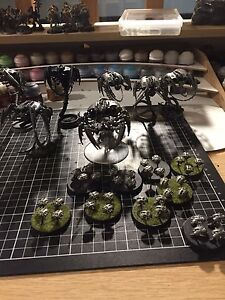 Selling necron formations Aspley Brisbane North East Preview