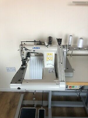 Juki Ms-1261 Three Needle Feed Of The Arm Industrial Sewing Machine