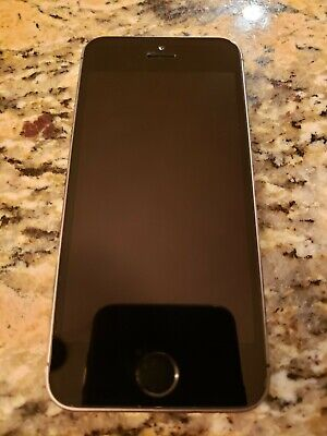 APPLE IPHONE 5S - 16GB - SPACE GRAY - EXCELLENT CONDITION (VERIZON) A1533