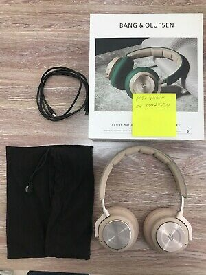 Bang & Olufsen BeoPlay H9i Wireless Over Ear Headphones | NATURAL