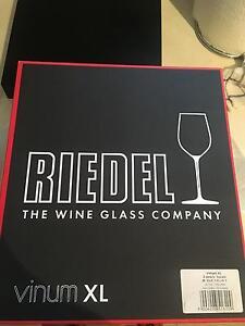 Riedel Syrah wine glass set Mosman Mosman Area Preview