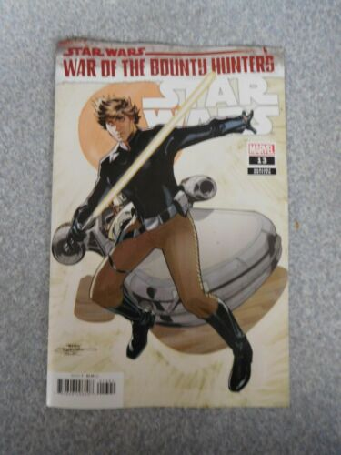 STAR WARS #13 1:25 VARIANT TERRY DODSON WAR OF THE BOUNY HUNTERS INCENTIVE