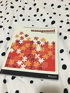 Management Functions and Applications 2nd Edition Brookwater Ipswich City Preview