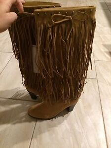 Brand new boots- size 6.5