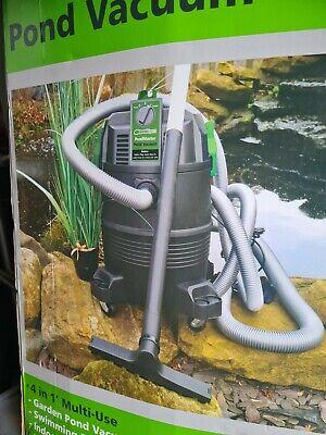pondxpert pond vacuum