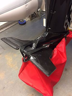 PROP BAG Engine With Hydrofoil Doel Fin Propellor Cover Boat Outboard 30-200 Hp