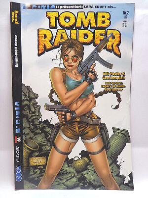 Comic - Tomb Raider Bd.2 - Die Maske der Medusa (Egmont Ehapa Verlag)
