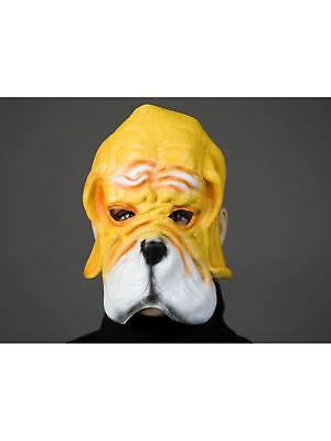 Maske für Erwachsene Halbmaske Hund Party Kostüm ()