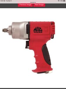 """3/8"""" DRIVE QUIET COMPOSITE AIR IMPACT WRENCH AWP280Q"""