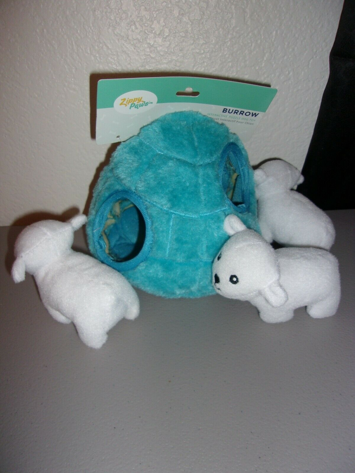 zp857 zippy burrow 3 polar bear igloo
