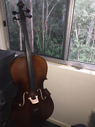 Full size cello Brisbane North West Preview