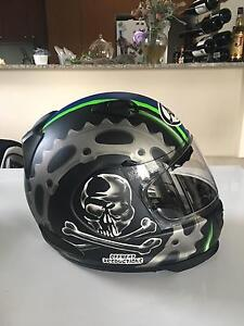 Arai helmet for sale -almost new Bronte Eastern Suburbs Preview