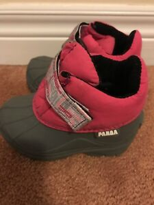 Toddler winter boots size 6