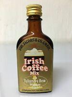 Raro Mignon Miniature Joh. Jacobs Irish Coffee Mix Mit Tullamore Dew Whisky 4cl -  - ebay.it
