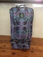 Volcom 'Patch Attack' Medium Wheelie (Suitcase/Travel Bag) Edgeworth Lake Macquarie Area Preview