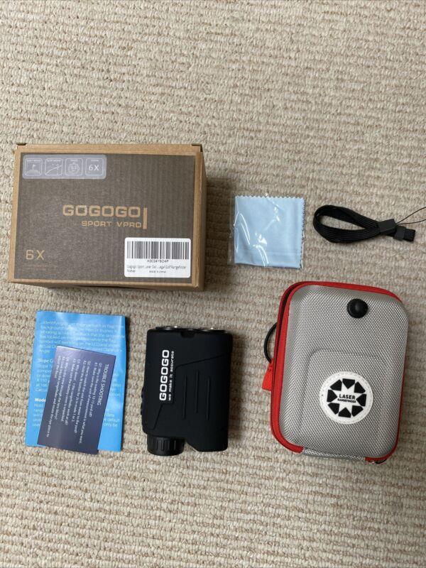 GOGOGO Sport VPro Rangefinder