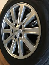 18inch Range Rover Land Rover  wheels and tyres Burleigh Heads Gold Coast South Preview