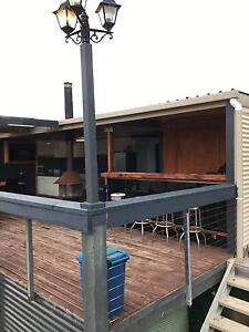 On Site Cabin Peppin Point Bonnie Doon Bonnie Doon Mansfield Area Preview