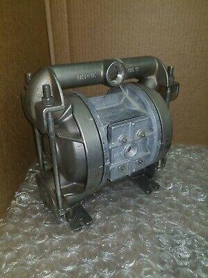 Wilden Diaphragm Pump 2 316 Stainless Steel 1 Inlet 31