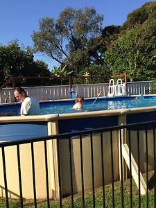 Swimming Pool Guildford West Parramatta Area Preview