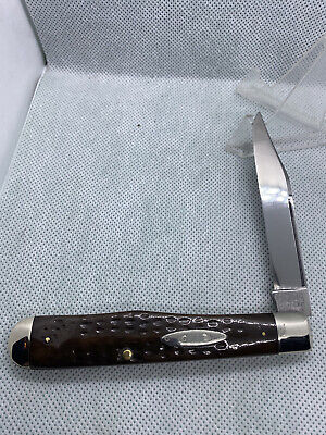 case tested knife 1920-1940 Cheetah 6111 1/2 No Swing Guard, No Lock
