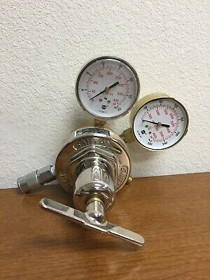Smith Inert Gas Regulator - Heavy Duty 40-275-580 Max Inlet 3000 Psi Gas Inert