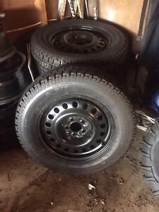 Winter tires and rims Ford Edge brand new