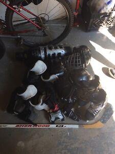 Hockey gear bundle