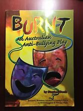 Burnt an Australian anti-bullying play Augustine Heights Ipswich City Preview