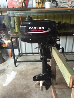 3.6 hp parsun outboard