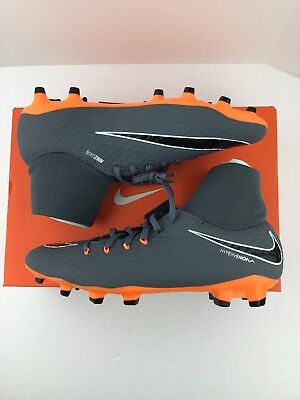 0039b49c493f Nike Hypervenom Phantom 3 Academy DF FG Soccer Cleats Men s Size 10 K89-30