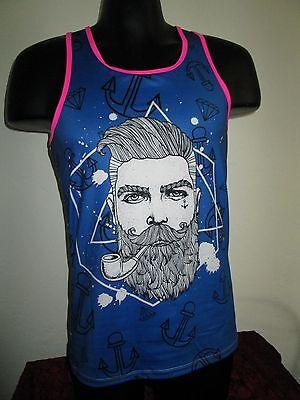 - JOR Clothing Tank Top Sailor Blue (XL)